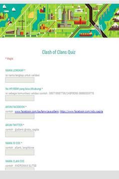 COC Quiz apk screenshot