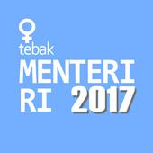 Tebak Nama Menteri Republik Indonesia icon