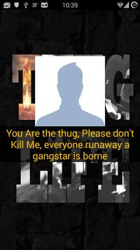 Thug Life Quiz apk screenshot