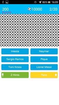 Scratch Football Logo Quiz screenshot 5