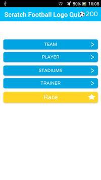 Scratch Football Logo Quiz screenshot 6