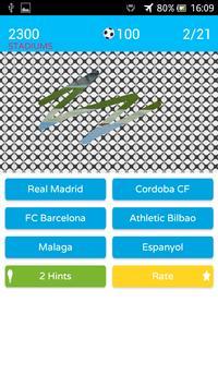 Scratch Football Logo Quiz screenshot 7