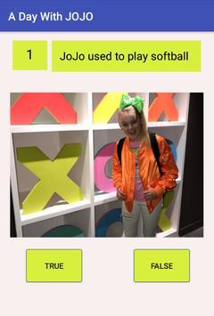 A Day With JOJO screenshot 1