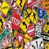 US Traffic & Road Signs 아이콘