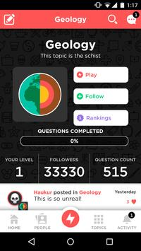 QuizUp poster