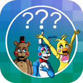 Which Animatronic Are You Quiz icon