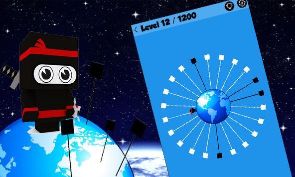 Twist Ninja Minicraft screenshot 1