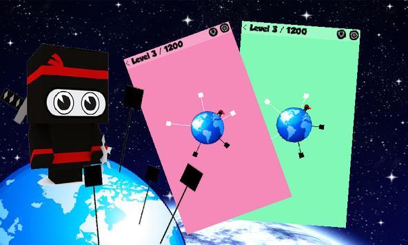 Twist Ninja Minicraft screenshot 5