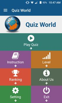 Quiz World poster