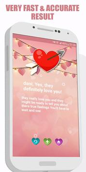 Love Quiz - does he/she loves Me screenshot 11