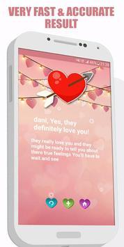 Love Quiz - does he/she loves Me screenshot 5
