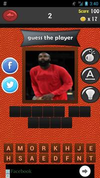 Guess The Basketball Player poster