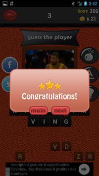 Guess The Basketball Player screenshot 1
