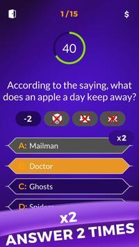 Millionaire 2018 - Trivia Quiz Online screenshot 18