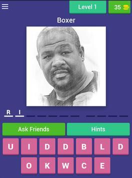 Boxing quiz screenshot 4