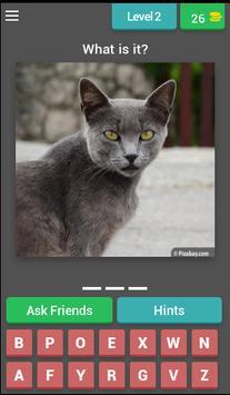 Animal Quiz - Quess The Animal screenshot 2