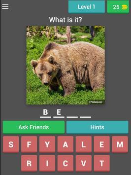 Animal Quiz - Quess The Animal screenshot 5
