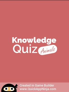 Animal Quiz - Quess The Animal screenshot 8
