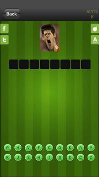 Guess The Tennis Players Quiz screenshot 3