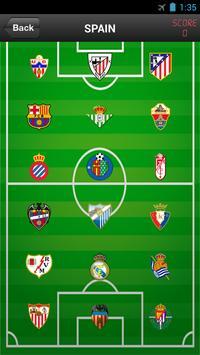 Football Clubs Logo Quiz screenshot 18