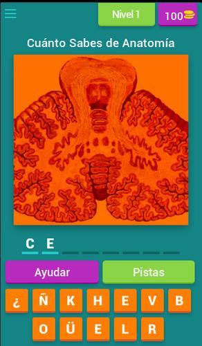 Cuánto Sabes De Anatomía for Android - APK Download