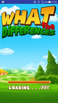 What's the Difference poster