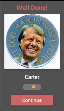 Campaign buttons USA screenshot 1