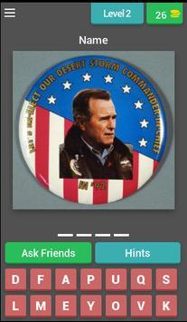 Campaign buttons USA screenshot 2