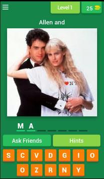 Famous Movie Couples Quiz poster