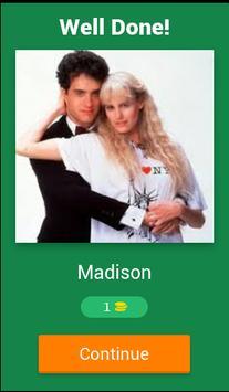 Famous Movie Couples Quiz apk screenshot