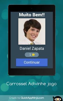 Carrossel Adivinhe jogo apk screenshot