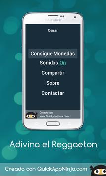 Adivina el Reggaeton screenshot 5
