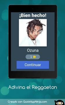 Adivina el Reggaeton screenshot 19