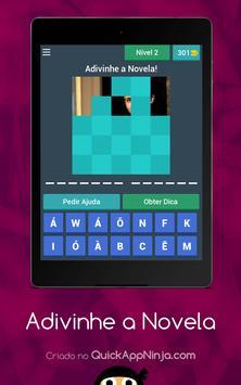 Adivinhe a Novela screenshot 15