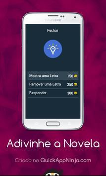 Adivinhe a Novela screenshot 2