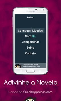 Adivinhe a Novela screenshot 3