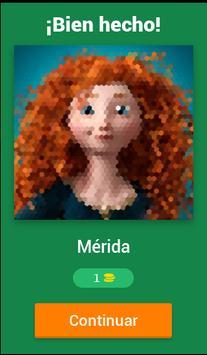 Adivina las Princesas de Disney: Quiz apk screenshot
