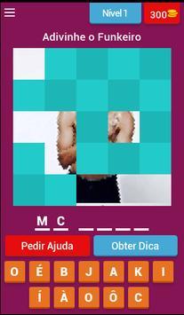 Quiz Funk Música Brasileira poster