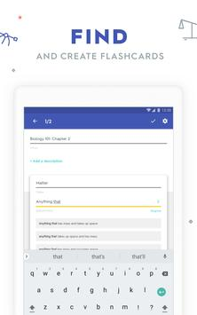 Quizlet: Learn Languages & Vocab with Flashcards apk screenshot