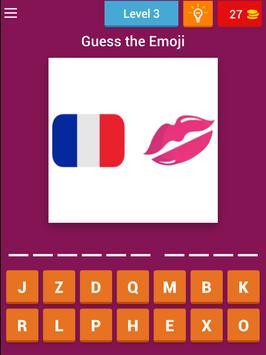 Guess the Emoji Puzzle screenshot 3