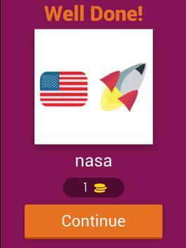 Guess the Emoji Puzzle screenshot 1
