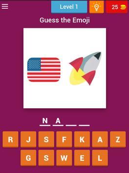 Guess the Emoji Puzzle screenshot 4