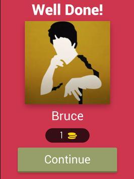 The Celebrity Name Quiz Free screenshot 5