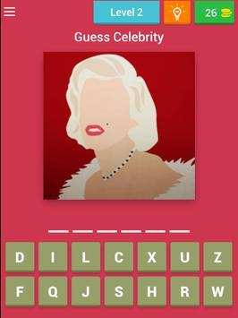 The Celebrity Name Quiz Free screenshot 6
