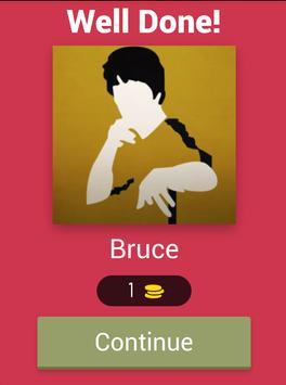 The Celebrity Name Quiz Free screenshot 9