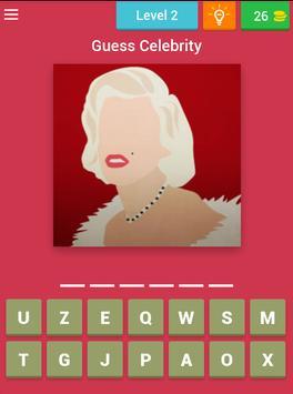 The Celebrity Name Quiz Free screenshot 10
