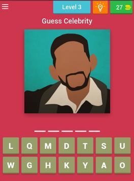 The Celebrity Name Quiz Free screenshot 11