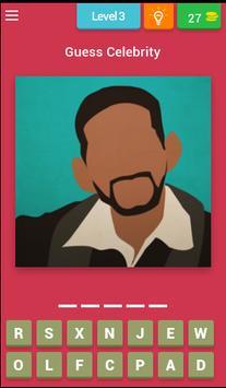 The Celebrity Name Quiz Free screenshot 3