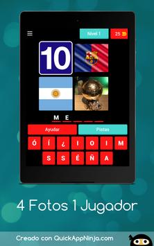 4 Fotos 1 Jugador screenshot 6