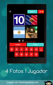 4 Fotos 1 Jugador screenshot 12